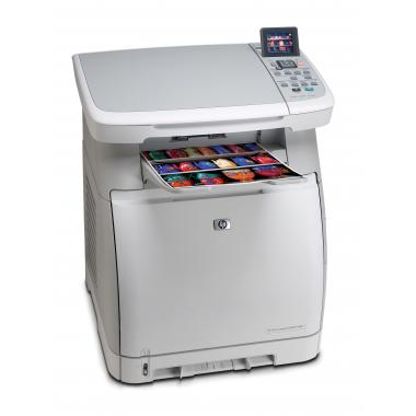 МФУ HP Color LaserJet CM1017 mfp