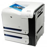 Лазерный принтер HP Color LaserJet CP3525x
