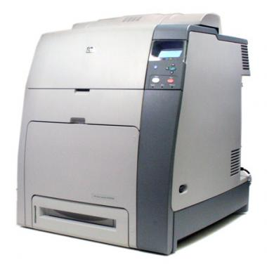 Лазерный принтер HP Color LaserJet CP4005dn