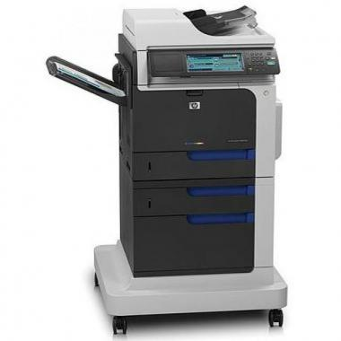 МФУ HP Color LaserJet Enterprise CM4540f MFP