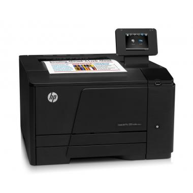 Лазерный принтер HP LaserJet Pro 200 color Printer M251nw