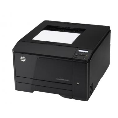Лазерный принтер HP LaserJet Pro 200 color Printer M251n